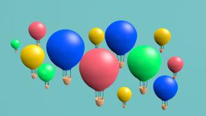 balon udara, inkscape